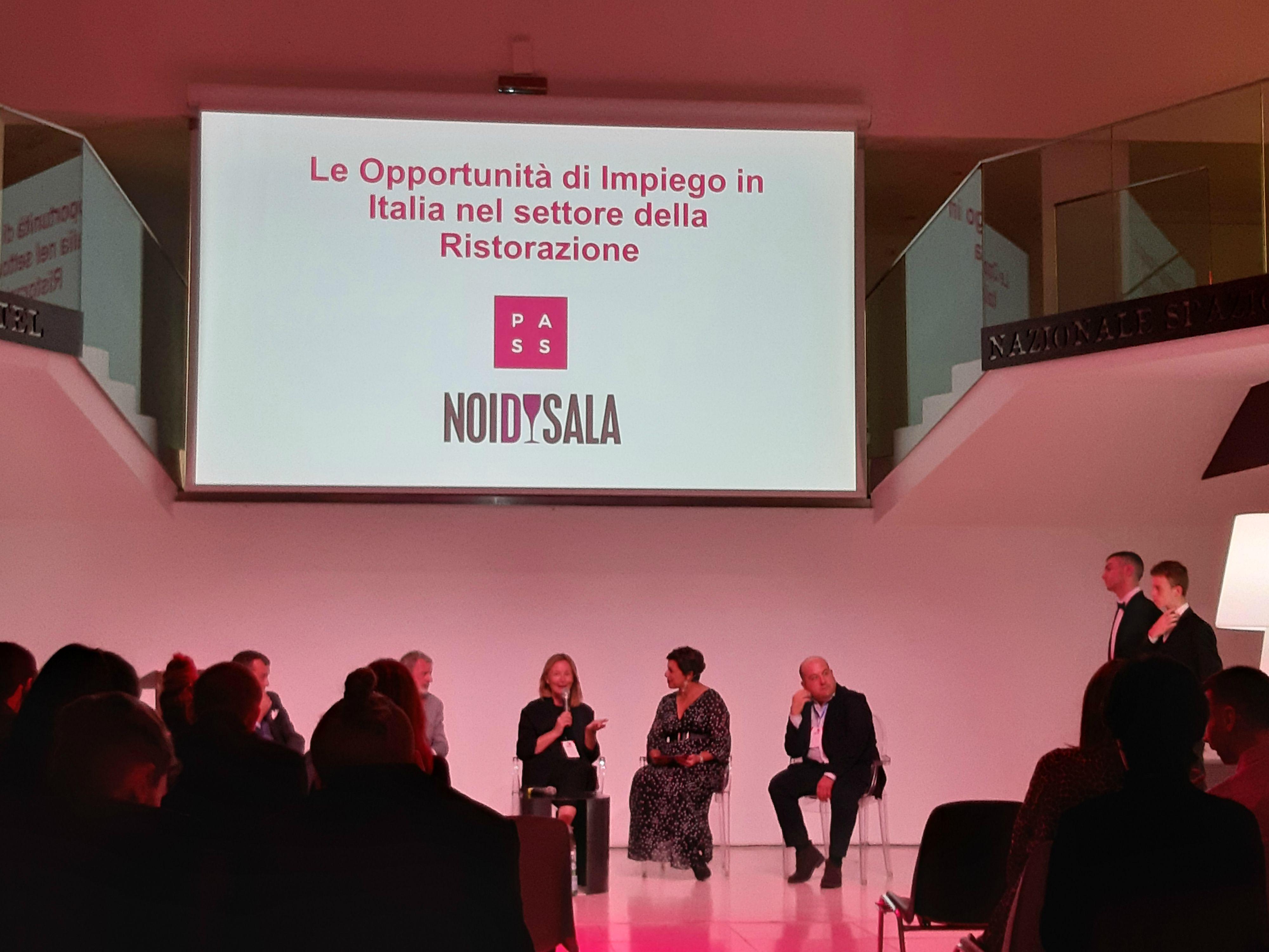 NOI DI SALA talk