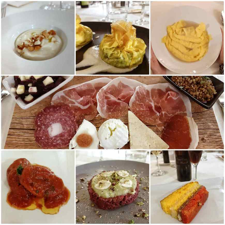 Cena a Borgo Spoltino