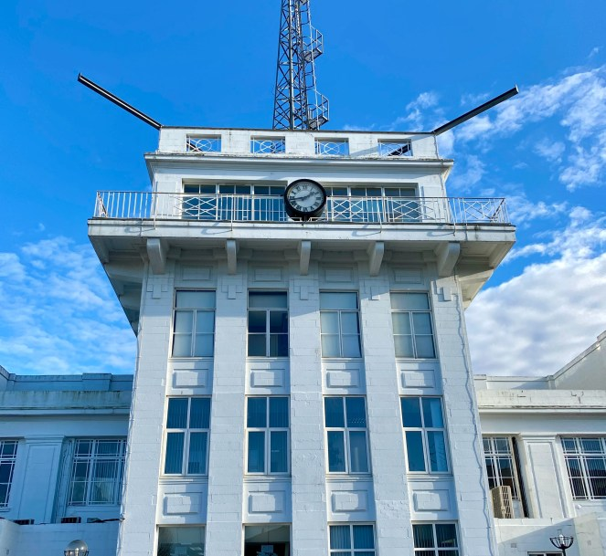 Croydon Airport Control Tower