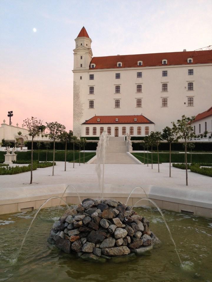 Reiseguide Bratislava
