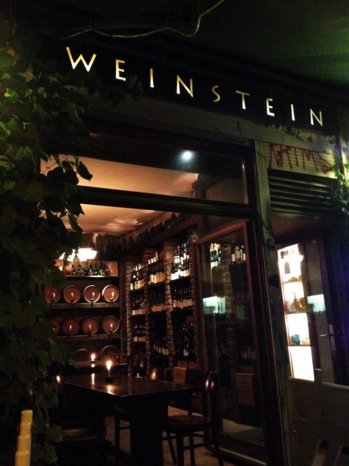 Reiseguide Berlin: Weinstein