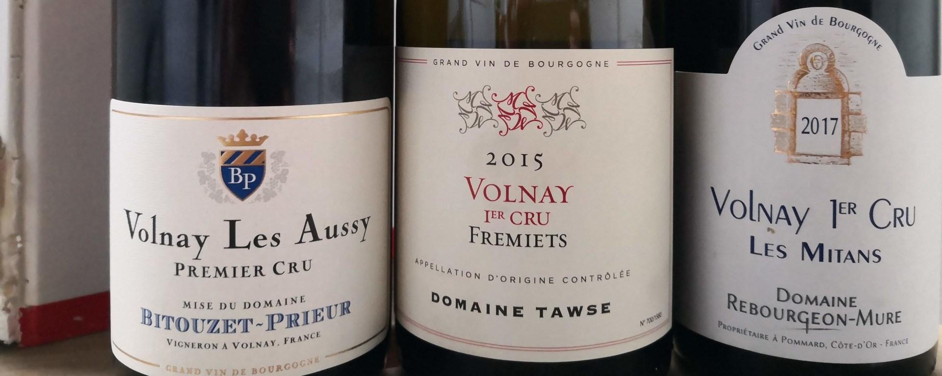 Volnay-trio