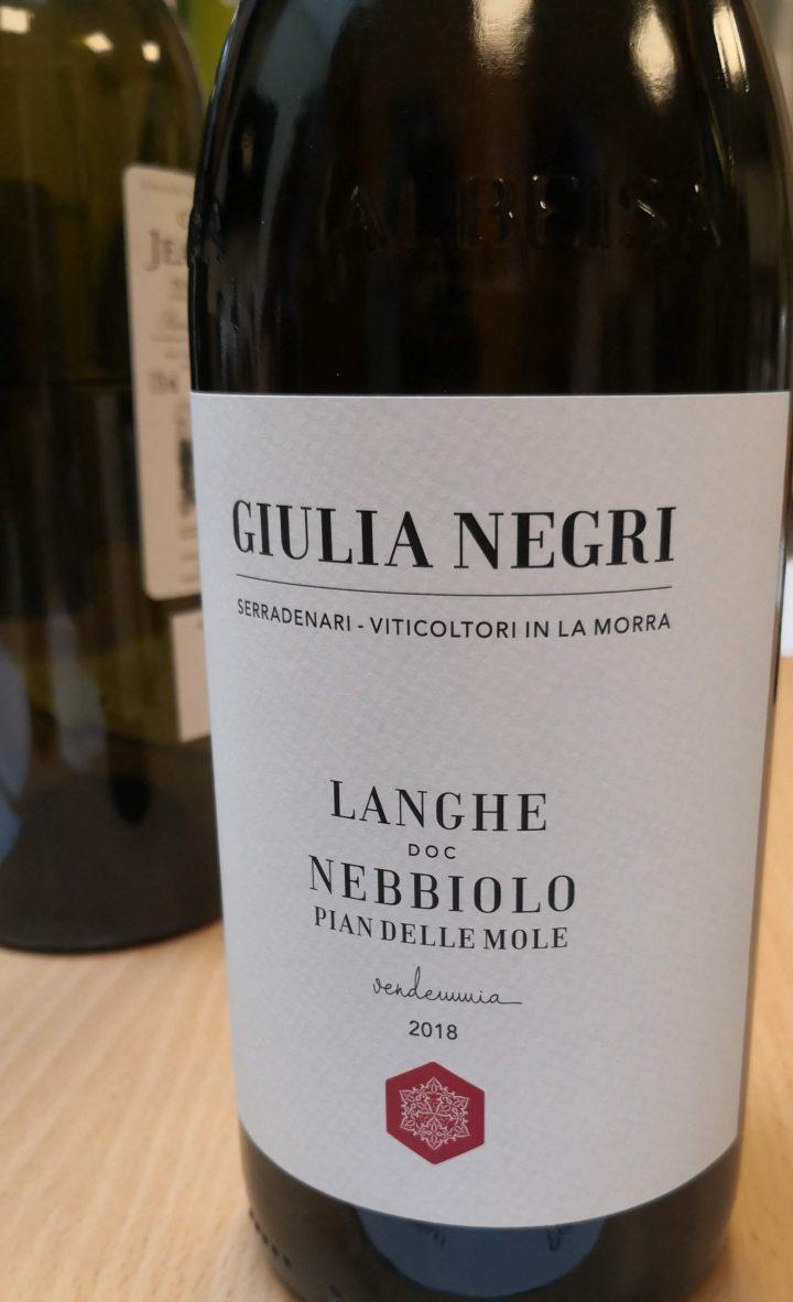 Giulia Negri Langhe Nebbiolo