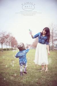 主題親子寫真,Sayang & Lucas