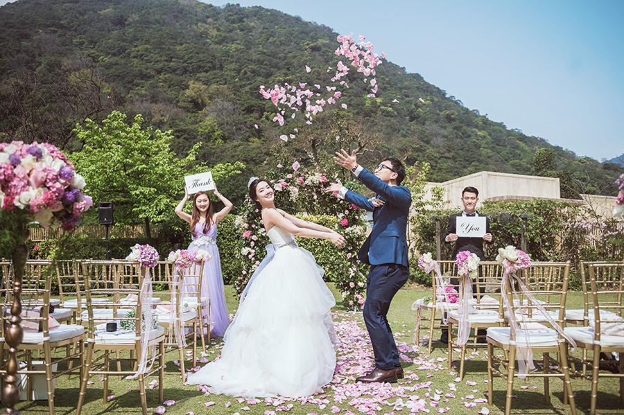 [婚攝] Thomas&Alice @陽明山中國麗緻