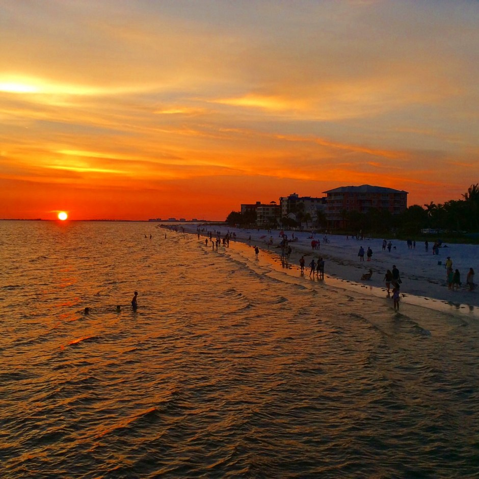 Born To Beach: The Beaches of Fort Myers & Sanibel -Fort Myers Beach
