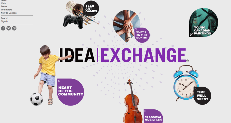 An 'Idea Exchange' Is What Makes a City 4