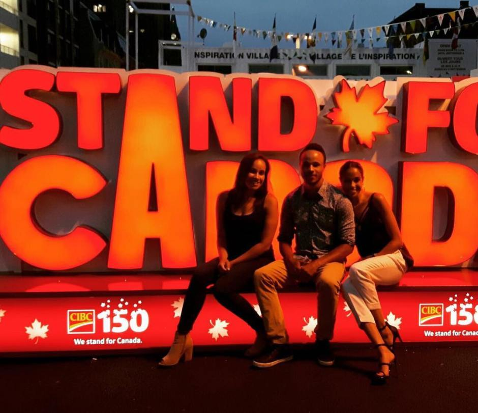 A Family Weekend in Canada's Capital - #StandForCanada