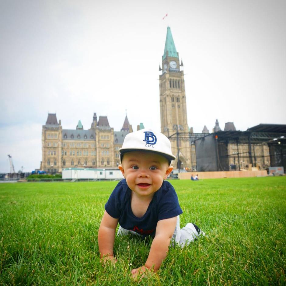 A Family Weekend in Canada's Capital - Parliament Hill, Ottawa