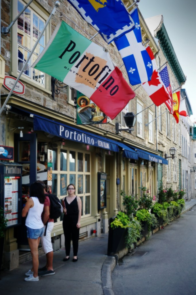 The Family Fairytale that is Quebec City - Portifino