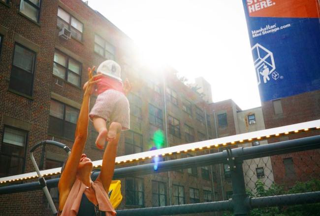Traveling With A Little One With Natalie Preddie - The Highline