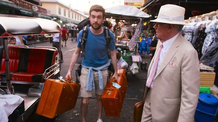 TRAVEL TV: Travels With My Father