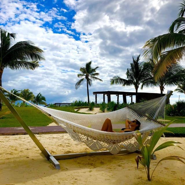 Hammocks will forever and always be one of my favoritehellip