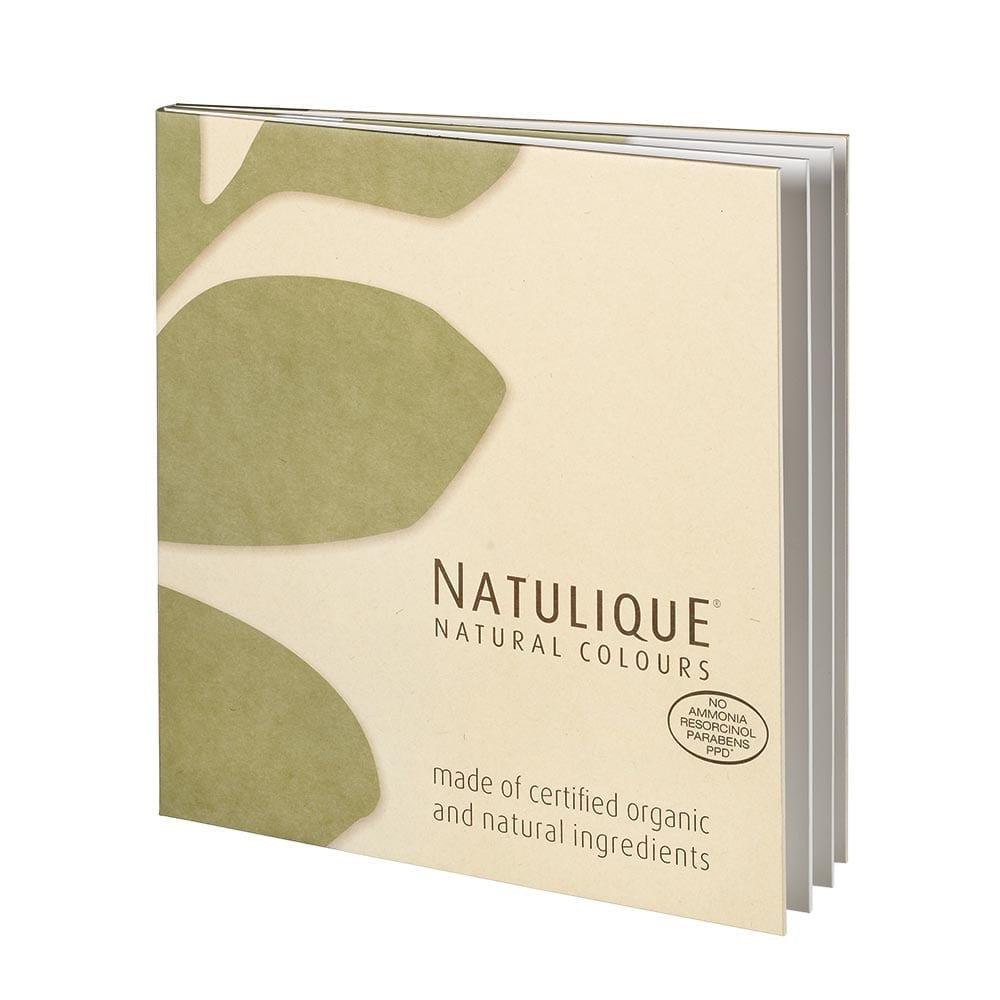 Natulique Farbkarte Natulique Haarfarben Bio Haarpflege Shop