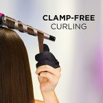 Conair cd117r de cheveux fer à friser de cheveux
