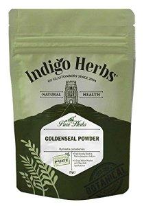 Hydraste du Canada (Goldenseal) racine en poudre – 25g (Qualité assurée)