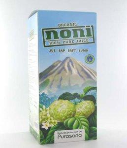 Jus de Noni Bio – Vitalité 1 litre – Purasana