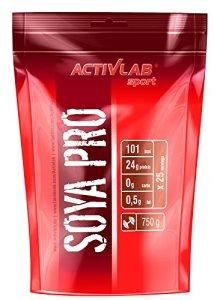 Activlab Protéines de Soja Chocolate 750 g