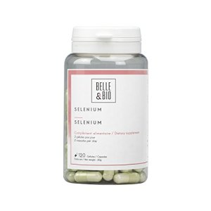 BELLE ET BIO – SELENIUM – 120 gélules