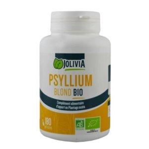 Psyllium Blond Bio AB 180 gélules 410 mg
