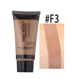 Fond de teint liquide de couleur foncée pour la protection complète de la peau noire avec protection UV SPF30 BB Cream