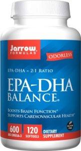 Jarrow Formulas – EPA DHA Balance 120 Gélules