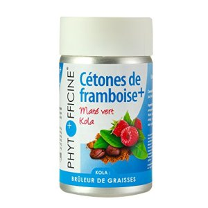 Phytofficine Cétones de Framboise + 60 Gélules d'Origine Végétale
