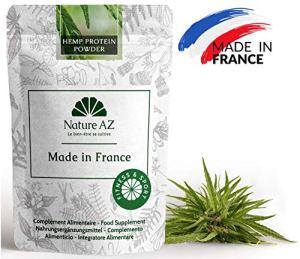 Proteines De Chanvre en Poudre- Fabrique en France(200g)