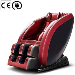 ZYZY Fauteuil de Massage et détente, Son Surround 3D – Masseurs à air – Gravité zéro – Massage à la Chaleur à l'arrière,