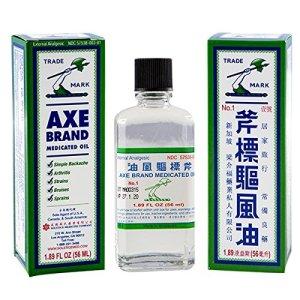 Axe Brand Medicated Oil (1.89 Fl. Oz. – 56 Ml.)