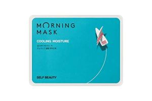 SELF BEAUTY Editor's Pick – Morning Mask Cooling Moisture