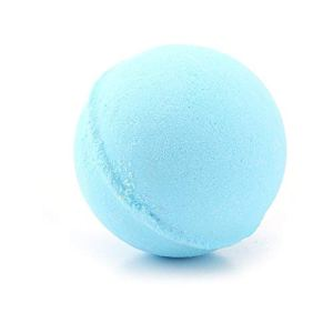 Hnourishy 60g Balle de Bain Multicolore Naturel Bubble Fizzer Bath Bomb Home Hôtel Salle de Bain Body Spa Cadeau d'anniversaire pour sa Petite Amie Femme – Bleu