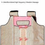 WYBD.Y Bonne qualité Chauffage électrique Massage par Vibration Infrarouge lointain Physiothérapie Matelas Corps Corps Chauffant Multifonctionnel Couverture de Sueur Salon de beauté