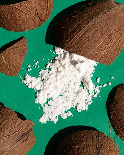 Coconut MCT Powder de LLS | Vegan | Riche en graisses saines et fibres | 0g Glucides | Parfait pour le régime Keto | 430g – 30 portions | Love Life Supplements