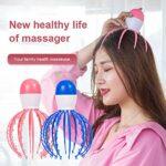 xingguang Masseur de tête rechargeable pour détendre le cuir chevelu – Rechargeable