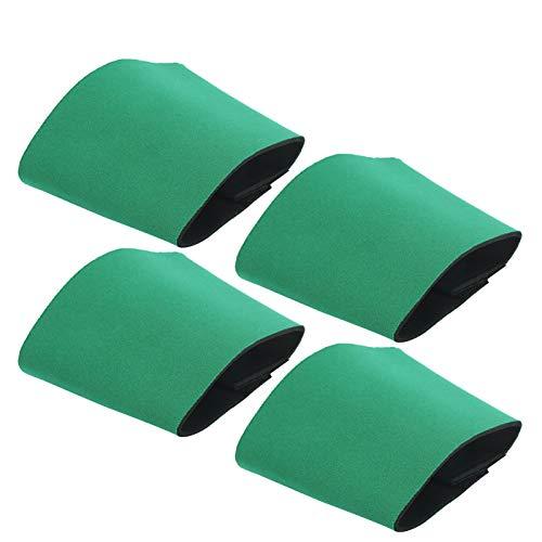 Ligne de couture lisse séchée à l'air(green)