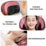 DOITOOL Professionnel Masseur pour Le Cou: Colonne Cervicale Masseur Cervicale Cou Dispositif De Traction Cou Épaule Détendre Oreiller