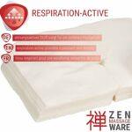 Draps jetables Zen Premium pour la têtière des tables de massage – 41 cm x 31 cm, 1000 pièces ; draps avec fissure pour le nez en laine polaire, pour toutes les tables de massage et d'esthétique