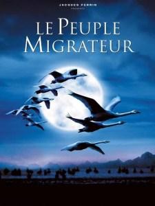 Le peuple migrateur. Réalisé par : Jacques Perrin en 2001. 1h38. Note : 3/4