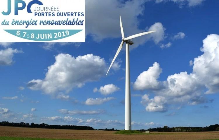 journées portes ouvertes énergies renouvelables