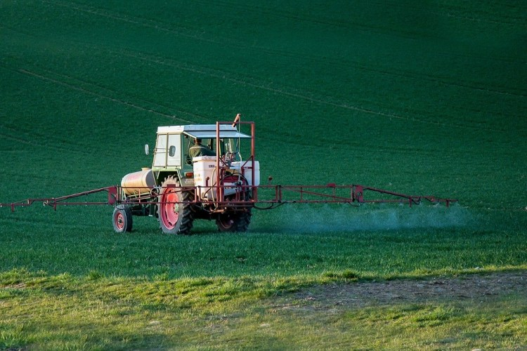 pesticides dans l'air prioritaires