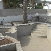 Lanzarote swimming pool builders