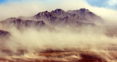 clima nel deserto