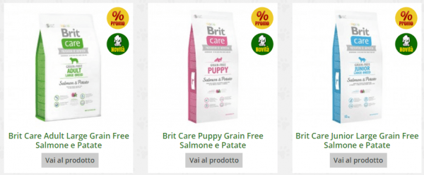 Shop per i Tuoi Animali Domestici