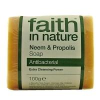 Faith-in-Nature-Neem-Propolis-Soap-100g
