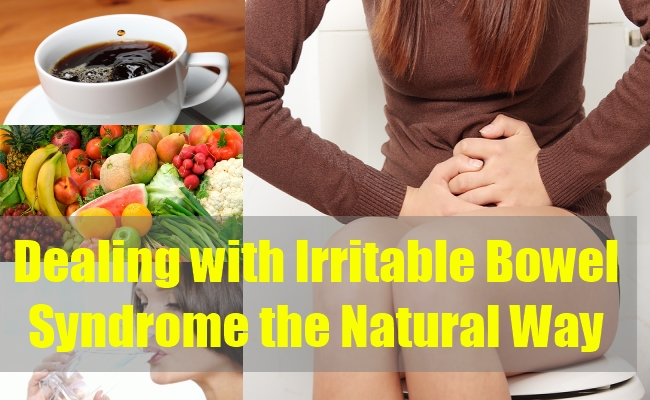 Dealing with Irritable Bowel Syndrome the Natural Way