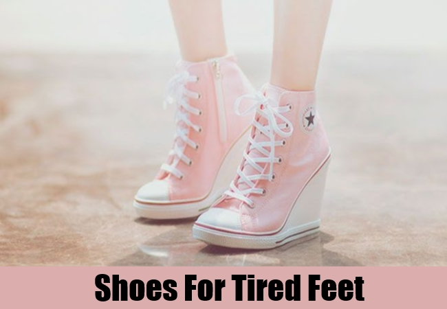 Shoes For Tired Feet