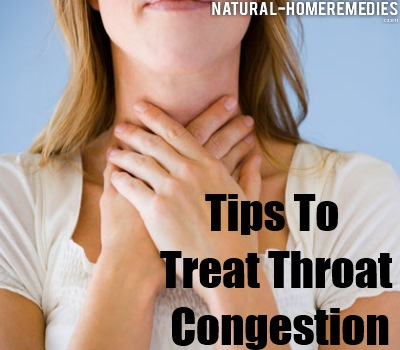 throat congestion