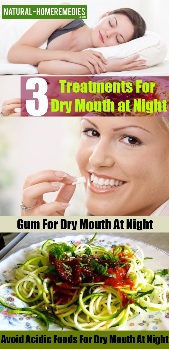 Cure For Dry Mouth 31