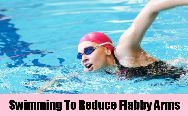 Swimming To Reduce Flabby Arms